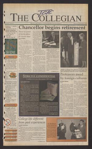 The Collegian (Hurst, Tex.), Vol. 9, No. 2, Ed. 1 Wednesday, September 4, 1996