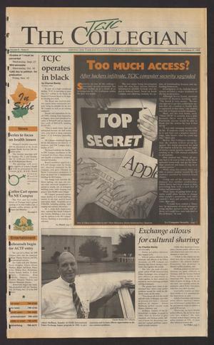The Collegian (Hurst, Tex.), Vol. 8, No. 5, Ed. 1 Wednesday, September 27, 1995