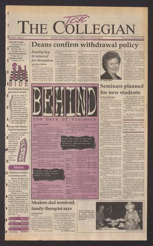 The Collegian (Hurst, Tex.), Vol. 8, No. 13, Ed. 1 Wednesday, November 29, 1995