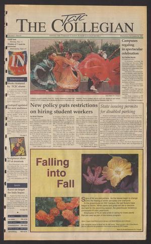 The Collegian (Hurst, Tex.), Vol. 8, No. 4, Ed. 1 Wednesday, September 20, 1995
