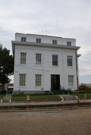 1861 Cass County Courthouse with Additions