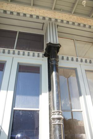 1891 Brunson Building Support Column