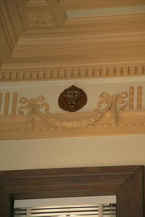 Primary view of object titled '1891 Colorado County Courthouse Restoration Interior'.