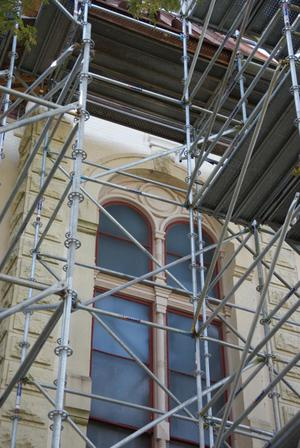 1891 Colorado County Courthouse Restoration