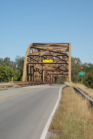 Primary view of object titled 'Colorado River Bridge'.