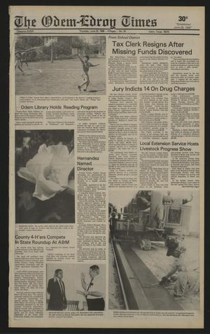 The Odem-Edroy Times (Odem, Tex.), Vol. 39, No. 25, Ed. 1 Thursday, June 23, 1988