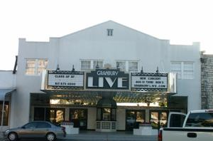 Primary view of object titled '[Granbury Live Theater]'.