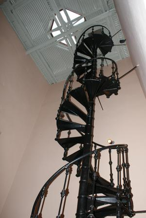 Primary view of object titled '[Spiral Staircase]'.