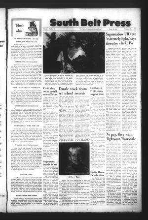 South Belt Press (Houston, Tex.), Vol. 1, No. 14, Ed. 1 Thursday, May 6, 1976