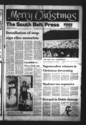 The South Belt Press (Houston, Tex.), Vol. 2, No. 46, Ed. 1 Wednesday, December 21, 1977