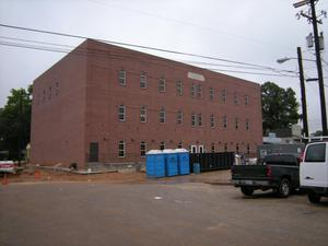Primary view of object titled '[Leon County Annex Building]'.