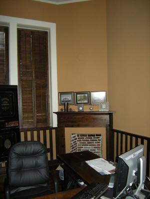Primary view of object titled '[Office in Centerville]'.
