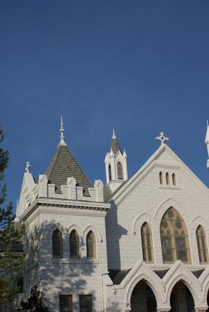 Exterior of Church Building