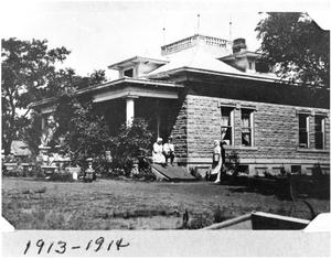 Primary view of object titled 'Bideault Home'.