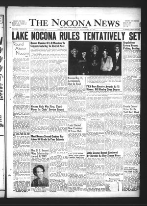 Primary view of object titled 'The Nocona News (Nocona, Tex.), Vol. 55, No. 47, Ed. 1 Thursday, April 20, 1961'.
