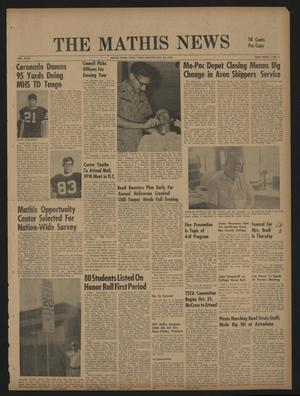 The Mathis News (Mathis, Tex.), Vol. 47, No. 4, Ed. 1 Thursday, October 24, 1968