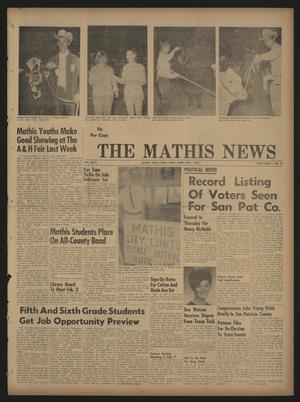 The Mathis News (Mathis, Tex.), Vol. 47, No. 23, Ed. 1 Thursday, February 1, 1968