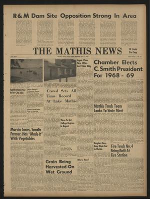 The Mathis News (Mathis, Tex.), Vol. 47, No. 43, Ed. 1 Thursday, July 11, 1968