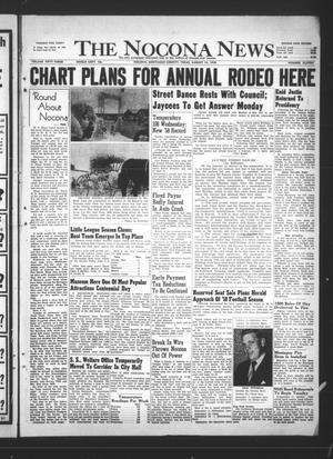 Primary view of The Nocona News (Nocona, Tex.), Vol. 53, No. 11, Ed. 1 Thursday, August 14, 1958
