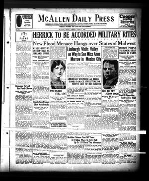 McAllen Daily Press (McAllen, Tex.), Vol. 9, No. 89, Ed. 1 Tuesday, April 2, 1929