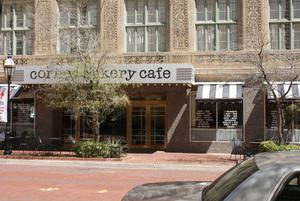 Primary view of object titled '[Corner Bakery Cafe]'.