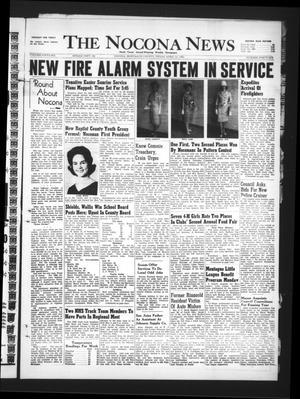 Primary view of The Nocona News (Nocona, Tex.), Vol. 56, No. 46, Ed. 1 Thursday, April 12, 1962