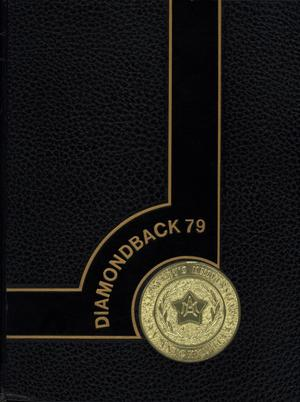 Diamondback, Yearbook of St. Mary's University, 1979