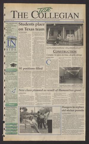 The Collegian (Hurst, Tex.), Vol. 8, No. 28, Ed. 1 Wednesday, May 1, 1996