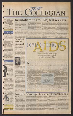 The Collegian (Hurst, Tex.), Vol. 7, No. 19, Ed. 1 Wednesday, February 22, 1995