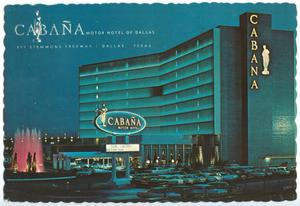 Primary view of object titled '[Cabaña Motor Hotel]'.