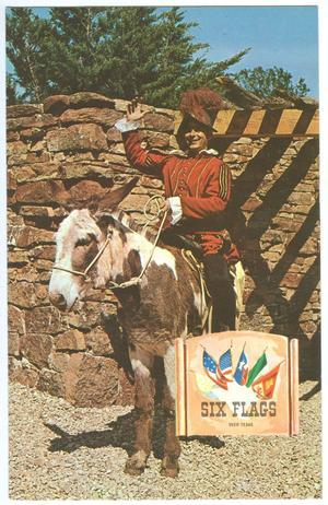 [Conquistador Riding a Mule]