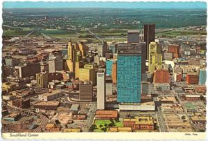 [Aerial View of Dallas]