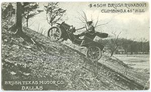 Primary view of object titled '[Car Driving Up a Hill]'.