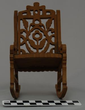 [Miniature Rocking Chair]