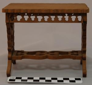 [Wooden Table]