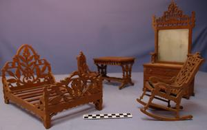 [Collection of Miniature Furniture]