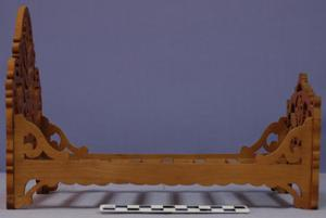 [Miniature Bed Frame]