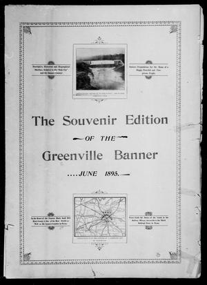 Primary view of object titled 'The Greenville Banner. (Greenville, Tex.), Ed. 1, Saturday, June 1, 1895'.