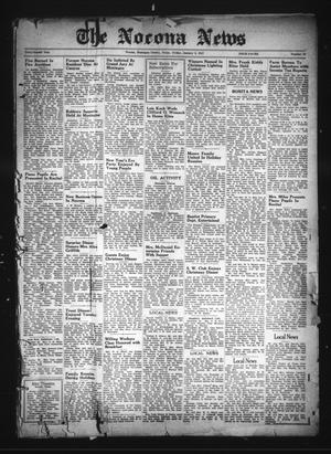 Primary view of The Nocona News (Nocona, Tex.), Vol. 42, No. 27, Ed. 1 Friday, January 3, 1947