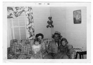 Jewel Young, Cheryl, Cherokee Bill & son