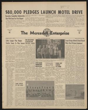 The Mercedes Enterprise (Mercedes, Tex.), Vol. 46, No. 20, Ed. 1 Thursday, May 18, 1961