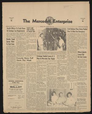 The Mercedes Enterprise (Mercedes, Tex.), Vol. 46, No. 31, Ed. 1 Thursday, August 3, 1961