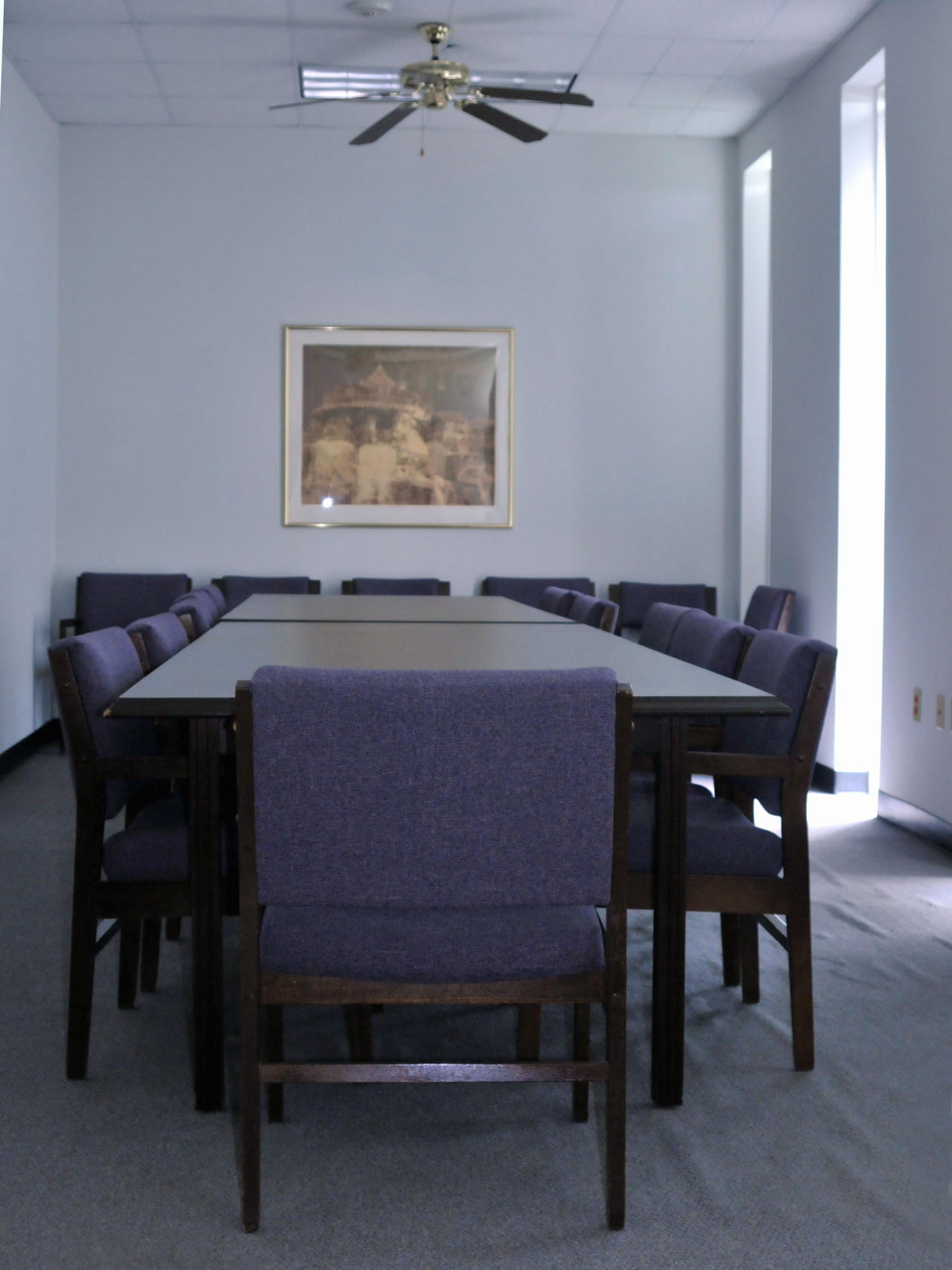 [Conference Room at Library Annex]                                                                                                      [Sequence #]: 1 of 1
