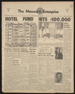 The Mercedes Enterprise (Mercedes, Tex.), Vol. 46, No. 21, Ed. 1 Thursday, May 25, 1961