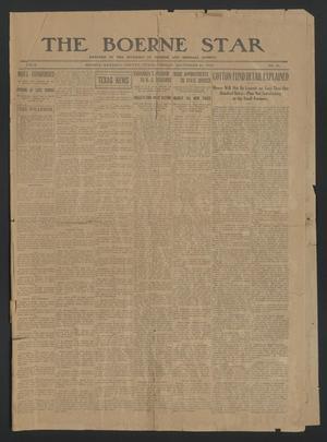 The Boerne Star (Boerne, Tex.), Vol. 9, No. 38, Ed. 1 Friday, December 18, 1914