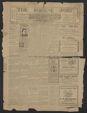 The Boerne Post. (Boerne, Tex.), Vol. 19, No. 2, Ed. 1 Thursday, April 14, 1898