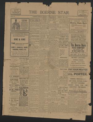 The Boerne Star. (Boerne, Tex.), Vol. 4, No. 52, Ed. 1 Friday, March 18, 1910