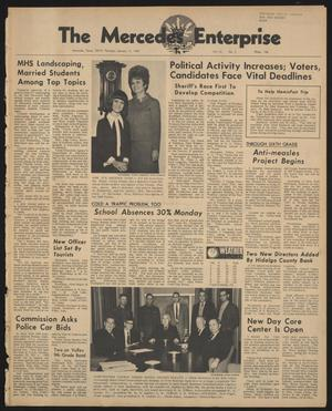The Mercedes Enterprise (Mercedes, Tex.), Vol. 53, No. 2, Ed. 1 Thursday, January 11, 1968