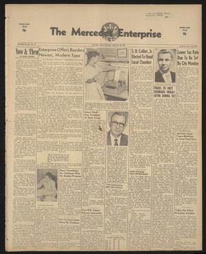 The Mercedes Enterprise (Mercedes, Tex.), Vol. 45, No. 38, Ed. 1 Thursday, September 22, 1960