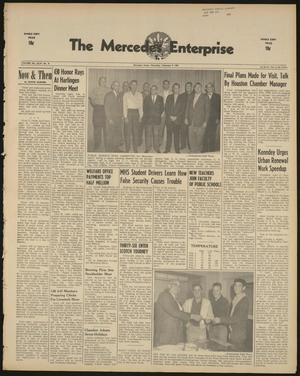 The Mercedes Enterprise (Mercedes, Tex.), Vol. 46, No. 6, Ed. 1 Thursday, February 9, 1961